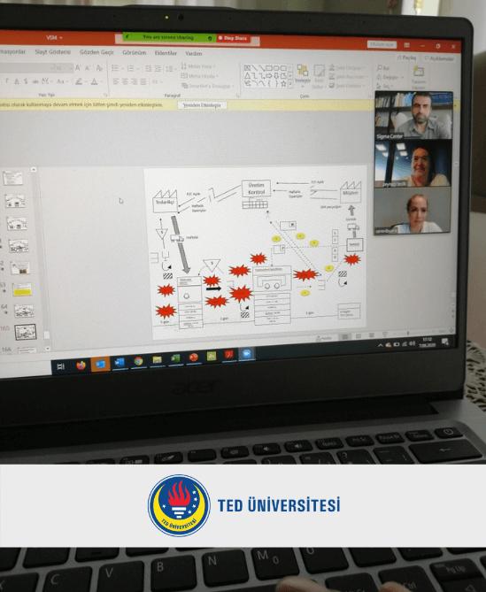 TED Üniversitesi VSM Eğitimi